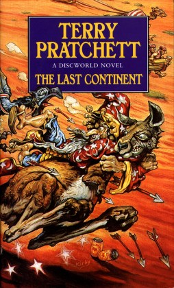 The Last Continent 1